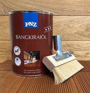 رنگ PNZ مخصوص چوب ترمو