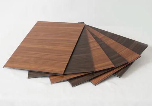 ورق کامپوزیت طرح چوب