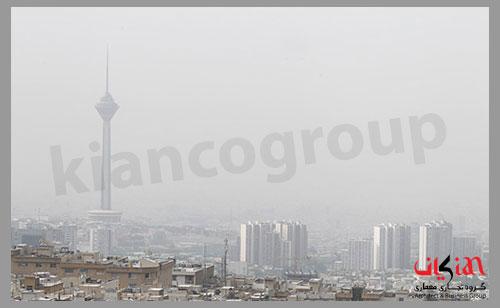 آلودگی-هوا در تهران