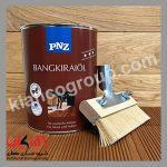 رنگ PNZ چوب ترمو