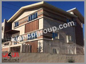 نمای-چوبی-ساختمان